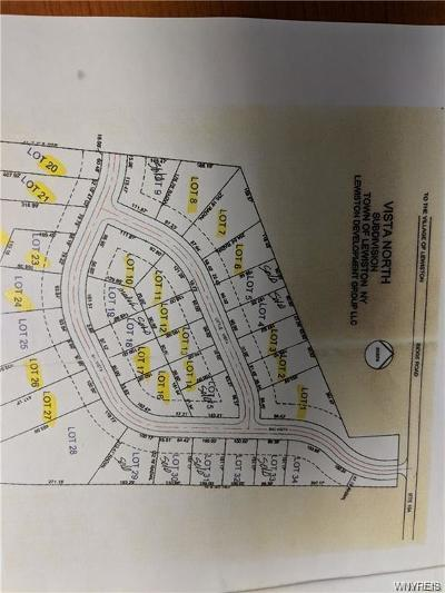 Lewiston Residential Lots & Land A-Active: 4950 Big Vista Drive