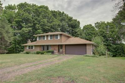 Single Family Home A-Active: 2331 Four Rod Road