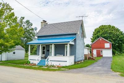Little Valley Single Family Home U-Under Contract: 104 Tenth Street