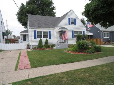 Cheektowaga Single Family Home A-Active: 276 North Meadowbrook Parkway