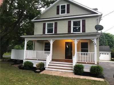 Orleans County Single Family Home C-Continue Show: 101 Maple Avenue