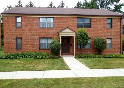 Amherst Condo/Townhouse A-Active: 3901 Main Street #12D