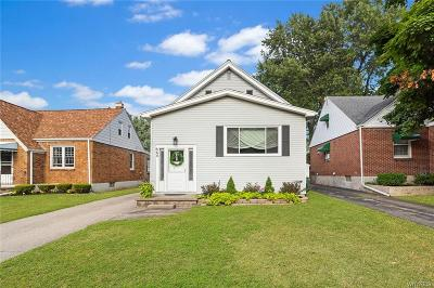 Cheektowaga Single Family Home A-Active: 660 Mount Vernon Road