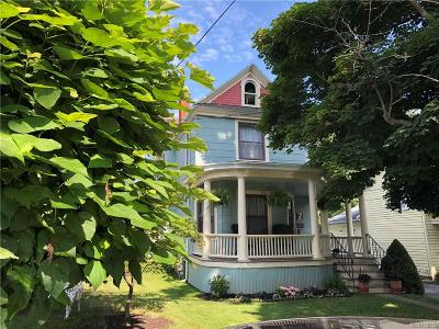 Genesee County Single Family Home A-Active: 15 Craigie Street