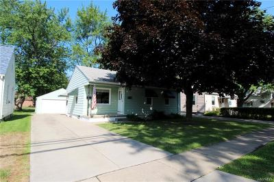 North Tonawanda NY Single Family Home U-Under Contract: $119,888