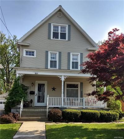 Niagara Falls Single Family Home A-Active: 809 Vanderbilt Avenue