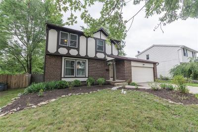 Amherst Single Family Home A-Active: 73 Fruitwood Terrace