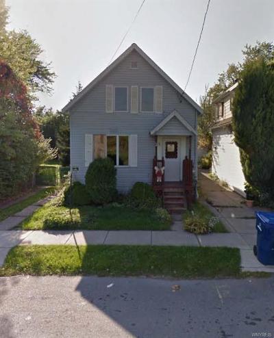Buffalo Single Family Home A-Active: 100 Pacific Street