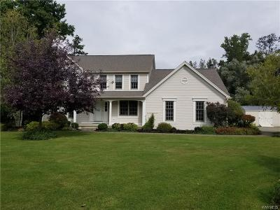Orchard Park Single Family Home A-Active: 260 Curley Drive