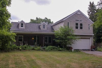 Lewiston Single Family Home U-Under Contract: 4611 Creek Road