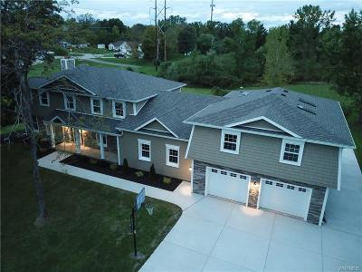 Orchard Park Single Family Home A-Active: 5410 Powers Road
