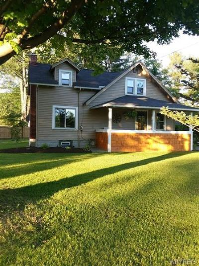 Aurora Single Family Home A-Active: 928 Olean Road