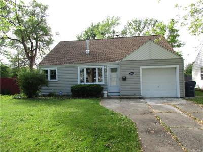 Grand Island Single Family Home A-Active: 1360 East Park Road