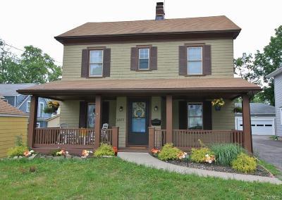 Niagara Falls Single Family Home A-Active: 4025 Deveaux Street