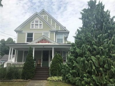 Batavia-City NY Single Family Home A-Active: $94,500