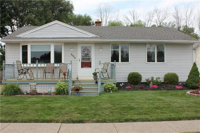 Lackawanna Single Family Home A-Active: 265 Orchard Place
