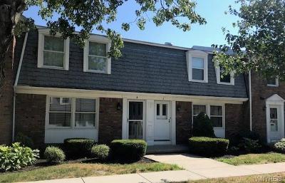 Amherst NY Condo/Townhouse A-Active: $229,500