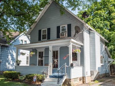 North Tonawanda Single Family Home U-Under Contract: 239 Miller Street