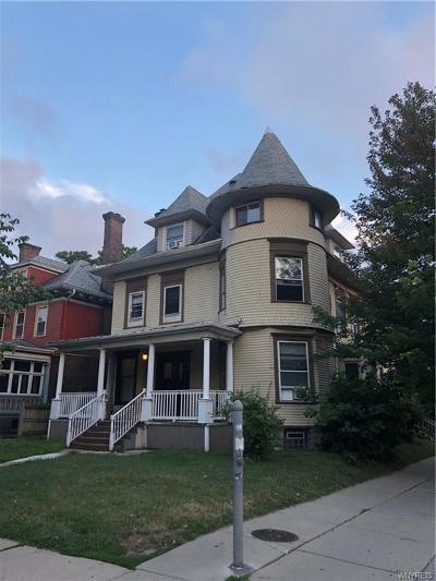 Erie County Multi Family 5+ A-Active: 585 Lafayette Avenue