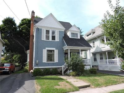 Batavia-City NY Single Family Home A-Active: $98,900