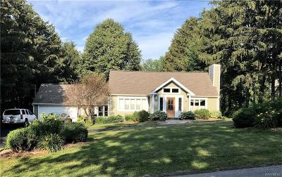 Orchard Park Single Family Home A-Active: 5707 Cole Road