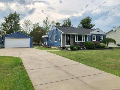 Single Family Home Sold: 7092 Nash Road