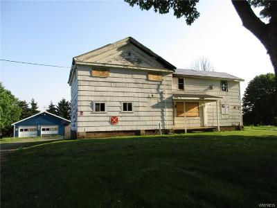 Orleans County Multi Family 2-4 A-Active: 11808 Harrison Road