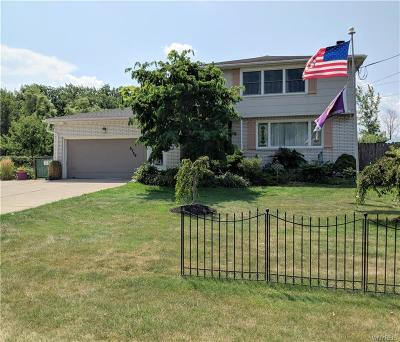 Orchard Park Single Family Home A-Active: 5729 Lake Avenue