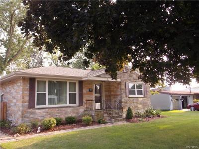 Lewiston Single Family Home A-Active: 922 North Hewitt Drive