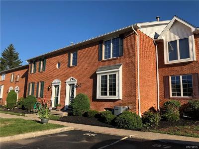 Amherst NY Condo/Townhouse A-Active: $129,900