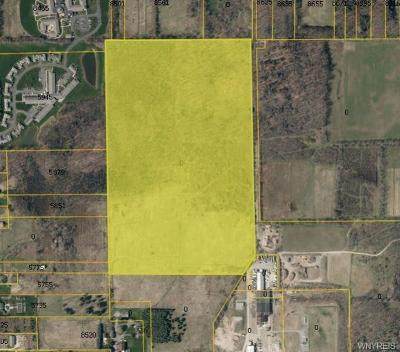 Erie County Residential Lots & Land A-Active: Roll Road