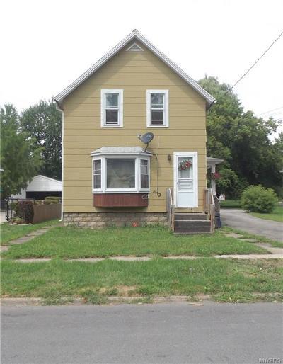 Niagara County Multi Family 2-4 A-Active: 174 Stenzil Street