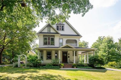 Erie County Single Family Home A-Active: 53 Elmwood Avenue