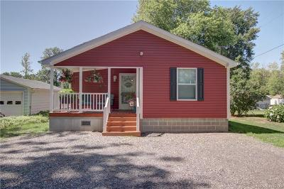 Single Family Home A-Active: 1158 Moran Road