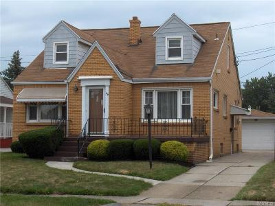 Cheektowaga Single Family Home A-Active: 44 Southern Parkway