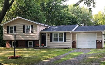 Batavia-Town NY Single Family Home A-Active: $164,900