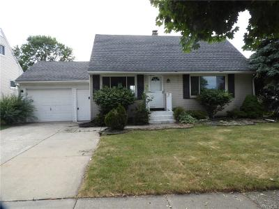 Cheektowaga Single Family Home A-Active: 44 Eileen Court