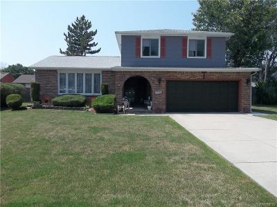 Amherst NY Single Family Home A-Active: $234,900
