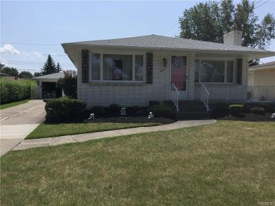 Cheektowaga Single Family Home A-Active: 7 McKenzie Court