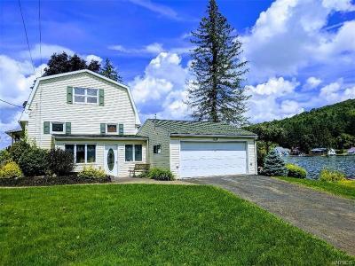 Allegany County, Cattaraugus County Single Family Home A-Active: 96 Hazelmere Avenue