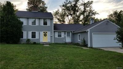 Amherst NY Single Family Home A-Active: $289,000