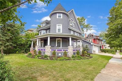 Buffalo Single Family Home A-Active: 387 Huntington Avenue