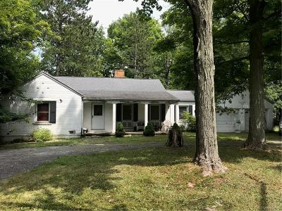 Orchard Park Single Family Home A-Active: 5119 Ellicott Road