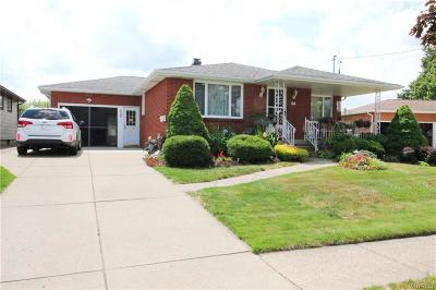 Cheektowaga NY Single Family Home U-Under Contract: $139,888