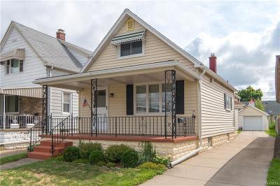 Cheektowaga Single Family Home A-Active: 75 Wanda Avenue