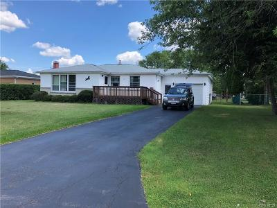 Orchard Park Single Family Home A-Active: 24 Ridgewood Drive