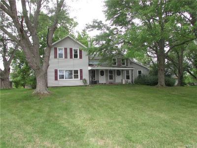 Niagara County Single Family Home A-Active: 4253 Beach Ridge Road