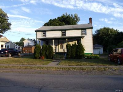 Orleans County Single Family Home A-Active: 266 East Park Street