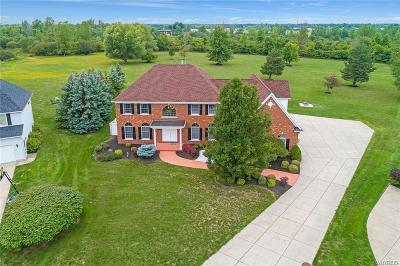 Erie County Single Family Home A-Active: 6483 Deerview Court
