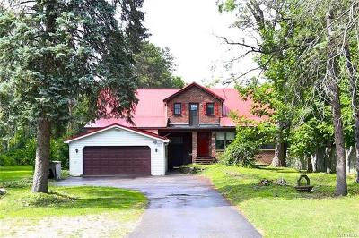 Orleans County, Monroe County, Niagara County, Erie County Single Family Home A-Active: 5230 Genesee Street